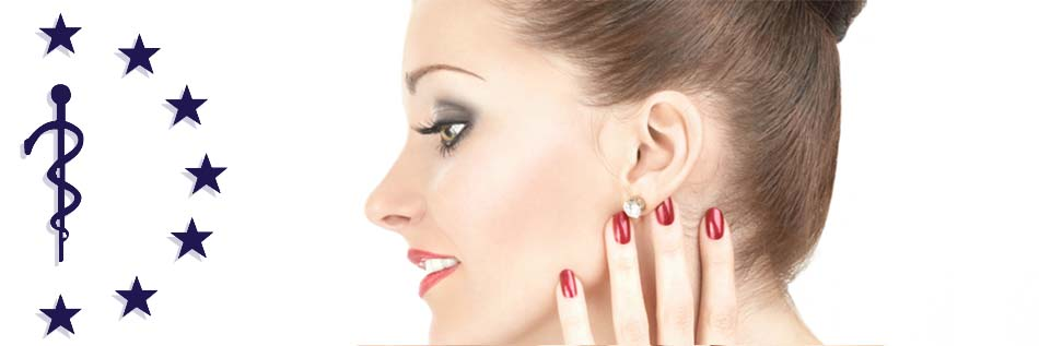 EARLOBE SURGERY - EUROPEAN MEDICAL CENTER & AESTHETIC SURGERY